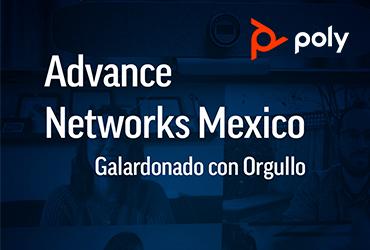 Advance Networks galardonado con orgullo 2020 CALA Servicios Socio del Año